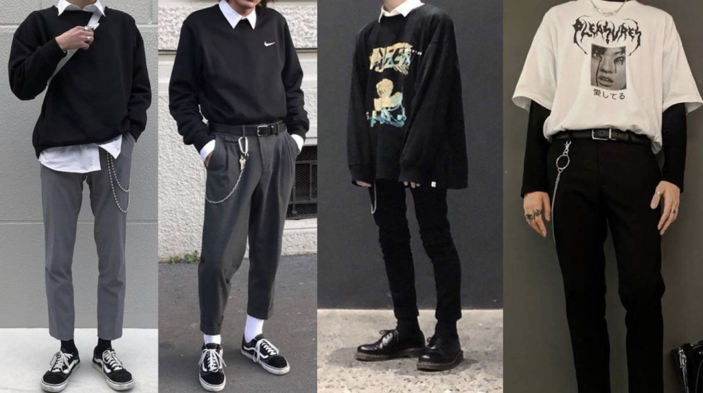 four eboy outfit